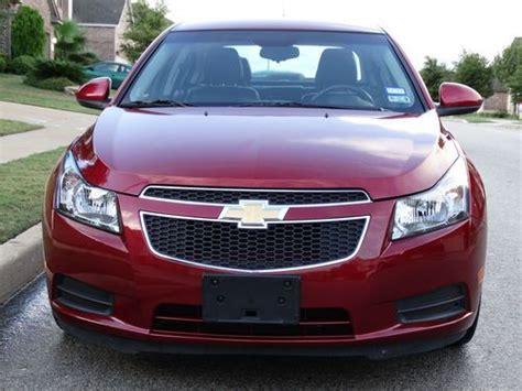 Buy Used 2012 Chevrolet Cruze Lt Sedan 4-door 1.4l In