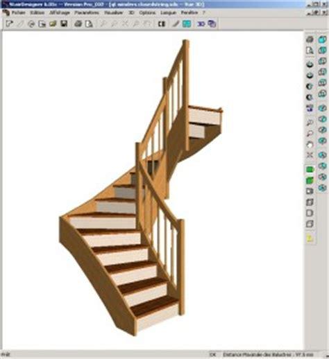 faire un escalier 224 partir d un mod 232 le stair designer