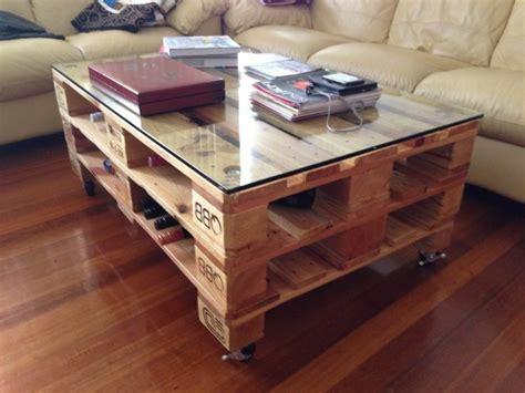 Tisch Aus Holzpaletten by Tisch Selber Bauen 252 Ber 80 Kreative Vorschl 228 Ge