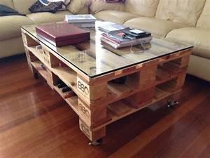 Tisch selber bauen ber 80 kreative vorschl ge for Tisch aus paletten bauen