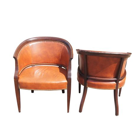 2 hickory river tub accent arm chairs ebay