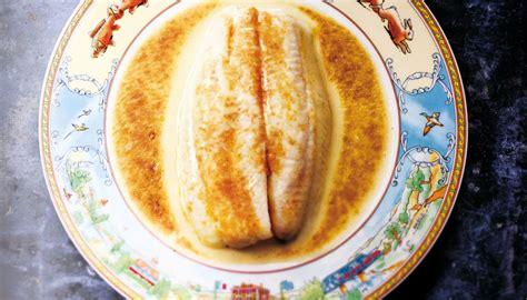 paul bocuse recettes cuisine filet de sole aux nouilles par paul bocuse