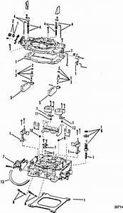 Mercruiser 4 3lx  Gen  Ii   4 Barrel   Gm 262 V