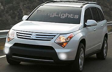 08 Suzuki Xl7 by 2007 2009 Suzuki Xl 7 Xenon Halogen Fog Ls Lights