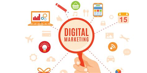 Digital Marketing by Enjoy The Power Of Versatile And Targeted Digital