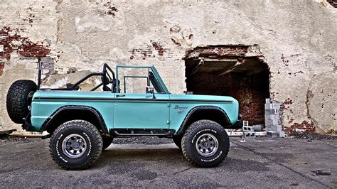 ford bronco convertible amazing photo gallery
