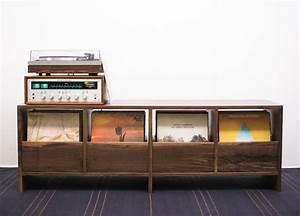 meuble vinyle meuble vinyle collection de disques et With meuble vinyle