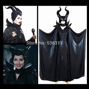 2015 Maleficent horn costume adult for women sexy costumes ...