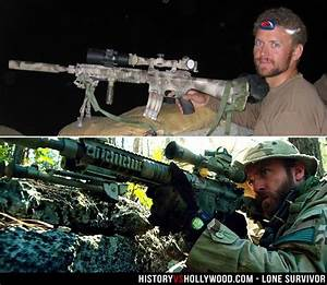 Top is Navy SEAL Matthew 'Axe' Axelson, portrayed in the ...