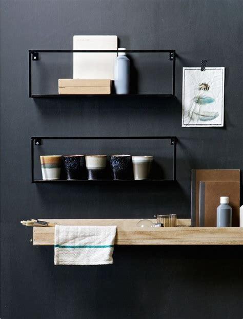 Ikea Wandregale Wohnzimmer by Das Moderne Wandregal Aus Metall De Eekhoorn Ist