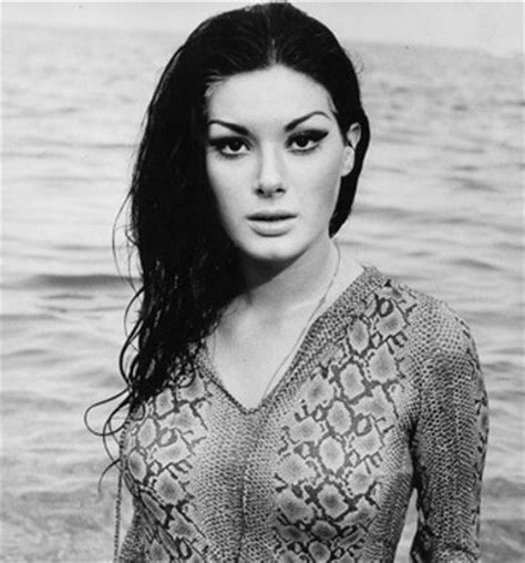 Edwige Fenech Actrices Y Cine