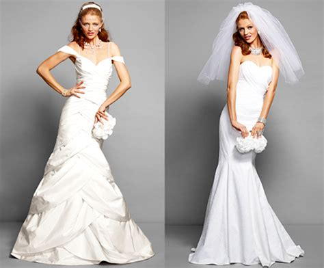 Have You Seen Bebe's Bridal Line