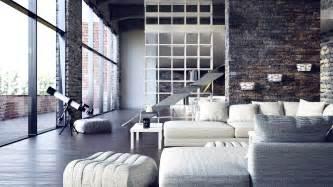 loft design by modern city loft 6 interior design ideas