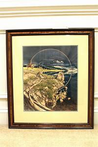 "Art Reproduction, ""The Sentinel"" Bev Doolittle Signed ..."