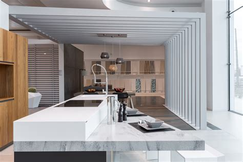 cuisines porcelanosa photographies du showroom porcelanosa studio picabel