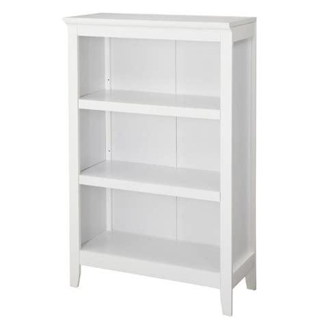 target white bookcase carson 3 shelf bookcase threshold target