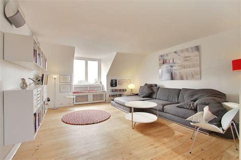 5 Scandinavian-Style Apartments : Luminous 3 Bedroom Apartment Flaunting Modern Scandinavian