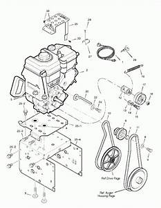 John Deere Snowblower Parts Diagram