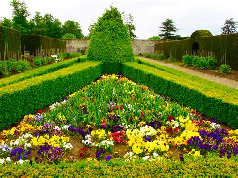 Garden Of Flowers by Bluebells Flower Gardens Reflecting Pool Summer