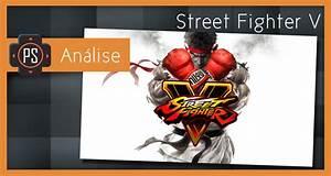 Análise - Street Fighter V - Player SelectPlayer Select