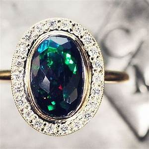 black opal engagement rings meaning engagement ring usa With black opal wedding rings