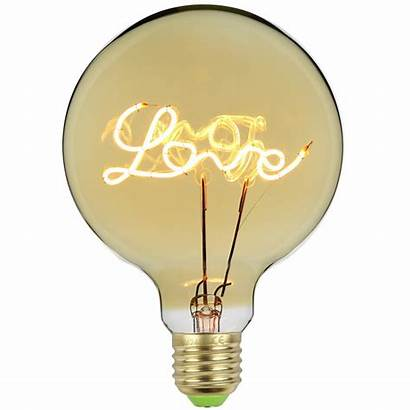 Bulb Led Word Letter G125 Bulbs Decorative