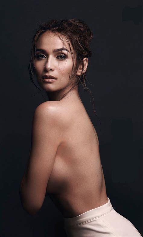 Jennylyn Mercado Pose Pour Fhm Philippines De Janvier 2016