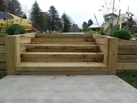 timber retaining wall wood retaining wall timber walls 6 images garden pinterest wood retaining wall