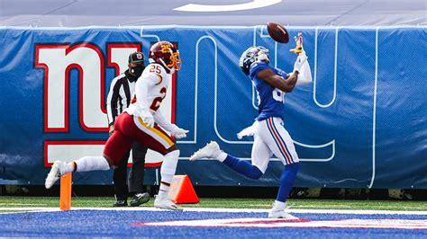 Highlights: New York Giants 20, Washington Football Team 19