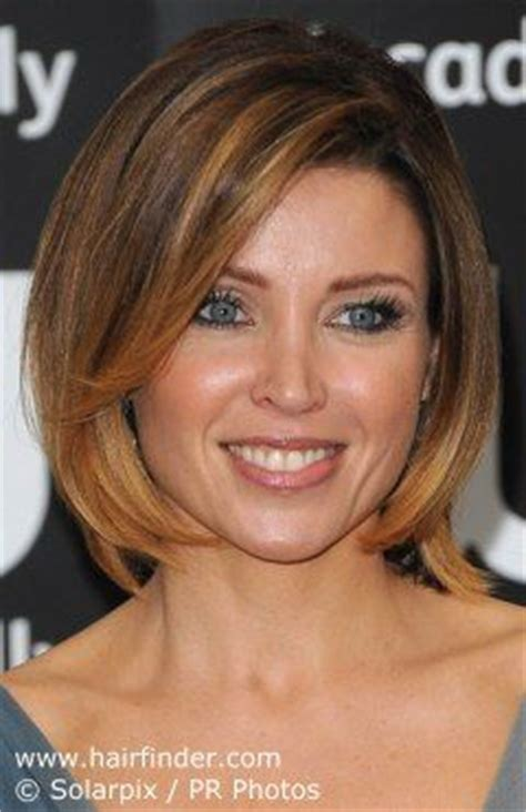 picture of hair styles dannii minogue s new bob looks i bobs 9645