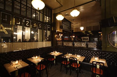 Breslin Bar Dining Room New York City by Best Restaurants In Nyc For A Date Midtown