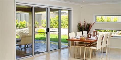 aluminium sliding doors wideline windows doors nsw