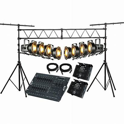Lighting Stage System Packages Effects Equipment Stand