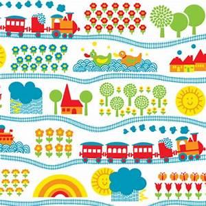 Baumwollstoff Meterware Günstig : eisenbahn stoff bedruckte design stoffe mit graziela mustern eur 21 90 meter inspiration ~ Markanthonyermac.com Haus und Dekorationen