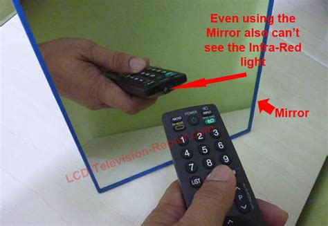 The Fastest Way Checking Remote Control