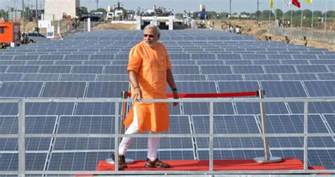 solar power in india to in 2016 and again in