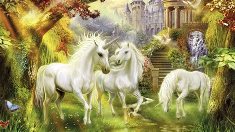 imaginary horses hd wallpapers