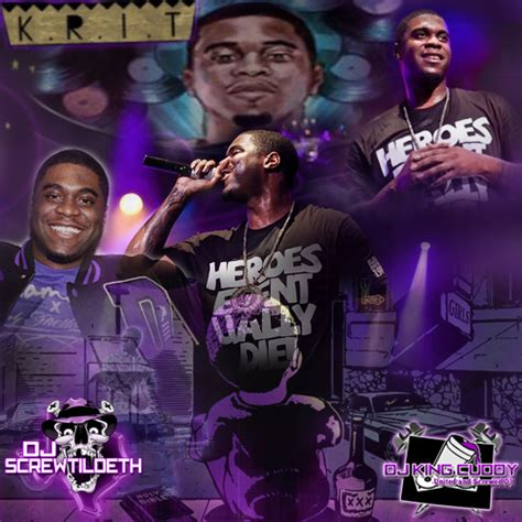 big krit money on the floor big k r i t big krit dj screwtildeth dj king cuddy