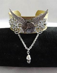 Sparkling Sky  Steampunk Accessories