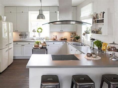cuisine exemple amenagement idee amenagement cuisine ouverte sur salon 5 modele