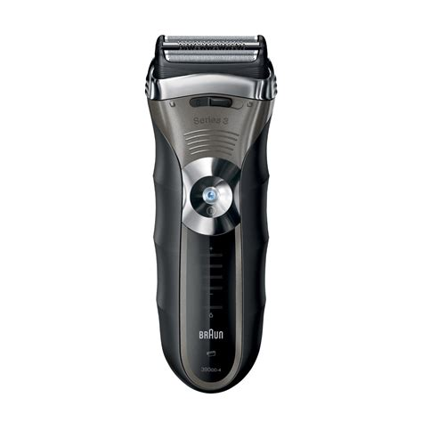 review braun cc electric shaver razor men