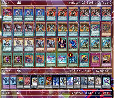 best collection deck ygopro v1 august 2015 zona kuantum