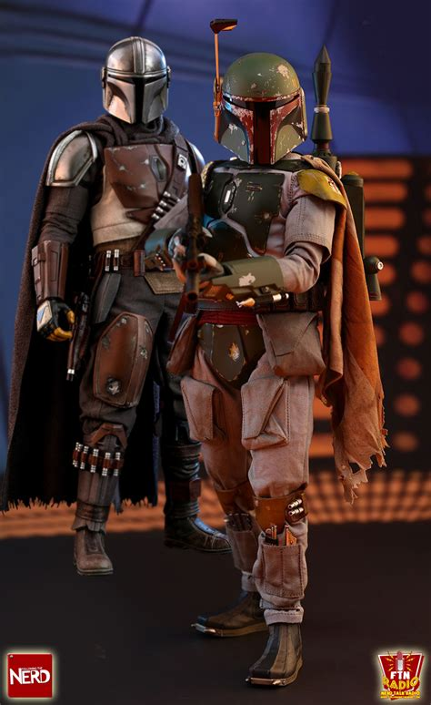 Boba Fett's armour and Sabine Wren in The Mandalorian ...