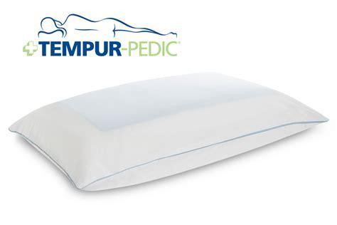 TEMPUR Cloud® Breeze Dual Cooling Pillow at Gardner White