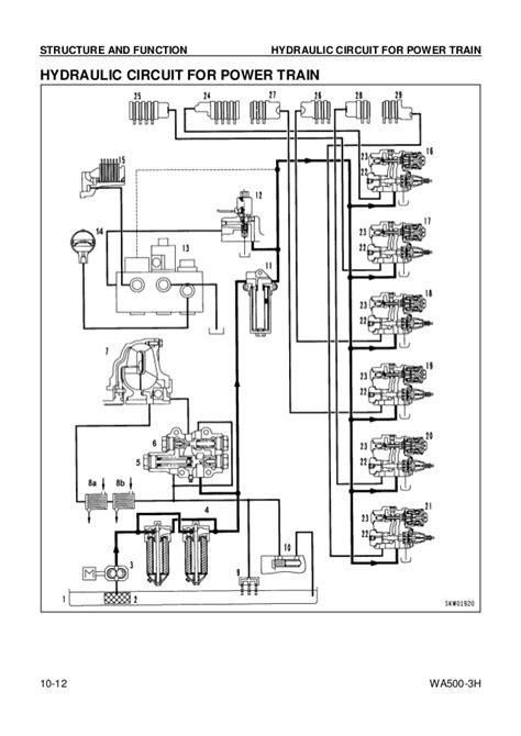 Pc78 Komatsu Wiring Diagram by Komatsu Wiring Schematic Free Oasis Dl Co