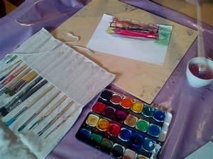 Mit Wasserfarbe Malen : leben und lernen malen mit wasserfarben painting with ~ Watch28wear.com Haus und Dekorationen