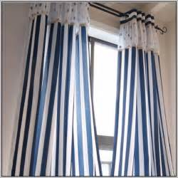 navy and white striped curtains curtains home design