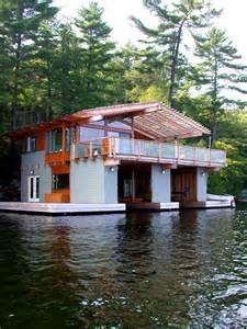 Boat Dock House Designs
