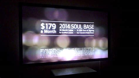 """Dell 1610HD Projector on a 120"""" Home Theater Screen YouTube"""