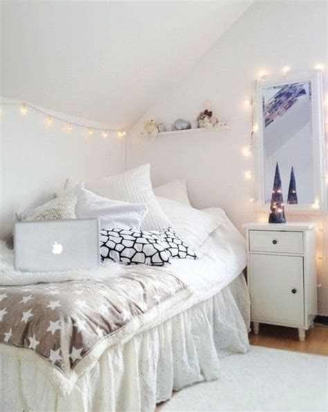 chambre cocooning ado 60 idées en photos avec éclairage romantique